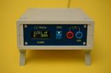 LC-Meter misst eine mittlere Kapazität (mit Nullabgleich)