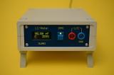 LC-Meter misst eine kleine Kapazität (mit Nullabgleich)